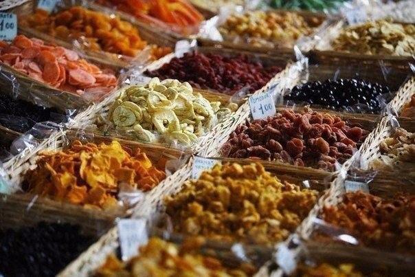 О пользе некоторых сушеных продуктов на заметку!