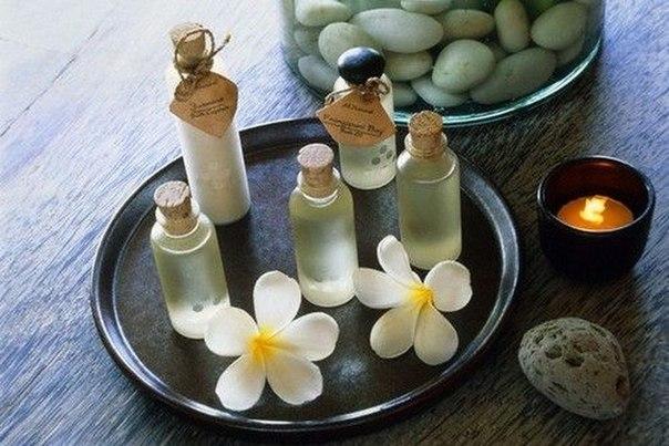 Базовые, эфирные масла и травы для добавления в шампунь